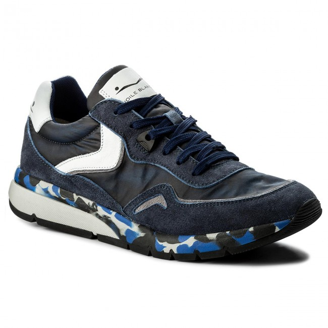 Sneakers VOILE BLANCHE-Endavour BLANCHE-Endavour BLANCHE-Endavour 0012012446.02.9113 Blu/Bianco 599ff6