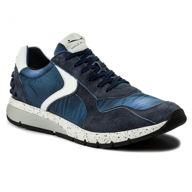 Sneakers VOILE BLANCHE-New Lenny 0012012533.01.9103 Power 0012012533.01.9103 Lenny Blu/Bianco 5a20d5