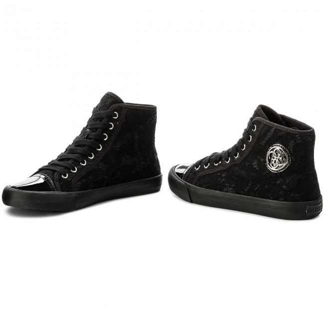 Sneakers GUESS Evvy FLEVY1 LAC12 BLACK