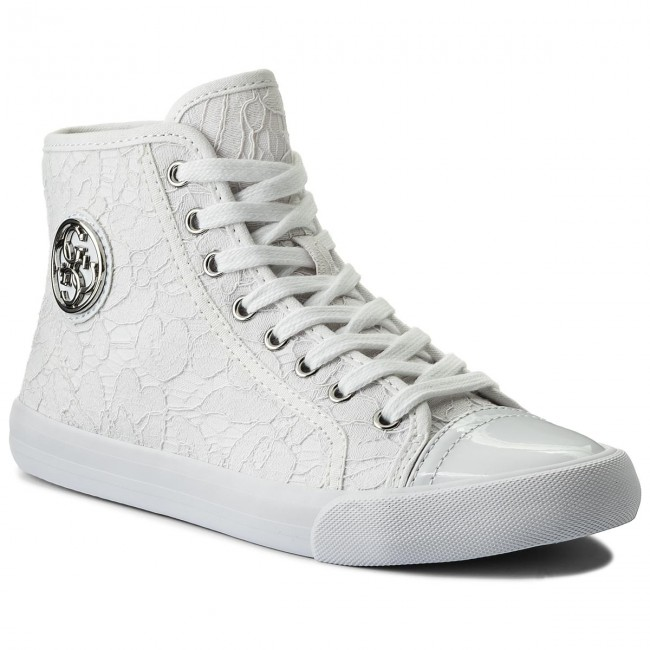 Sneakers GUESS Evvy FLEVY1 LAC12 White