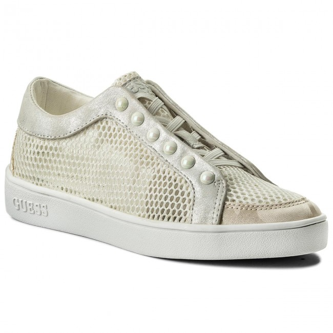 Sneakers GUESS                                                      Gisela FLIEA1 FAM12 Weiß cac990