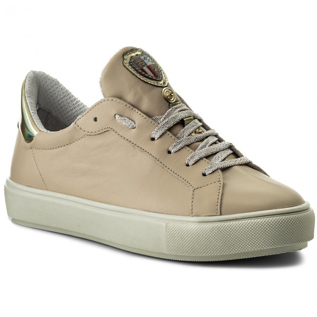 Sneakers NEW ITALIA SHOES-1829388A/2 Beige Werbe Schuhe 10adc7