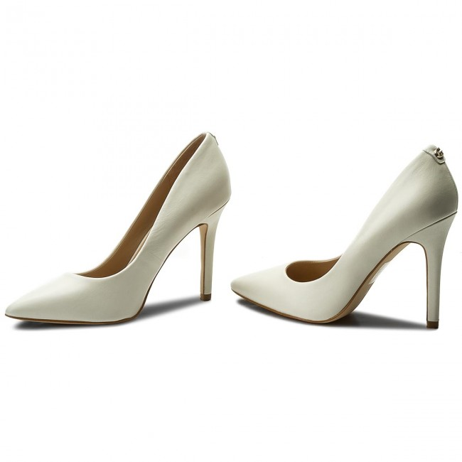 High Heels GUESS                                                      Blix5 FLBL61 LEA08 CREAM 0f8f3b