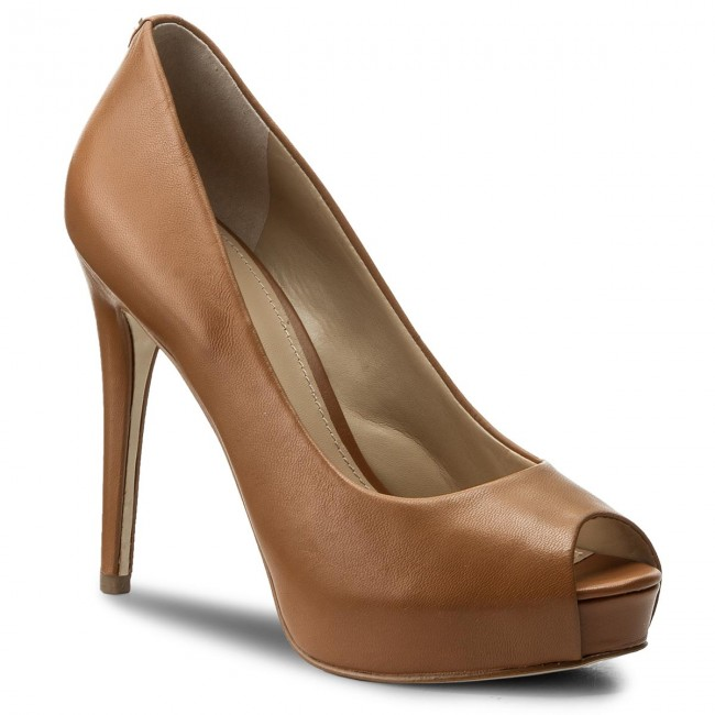 High Heels GUESS Hadie9 FLHA91 LEA07 TAN