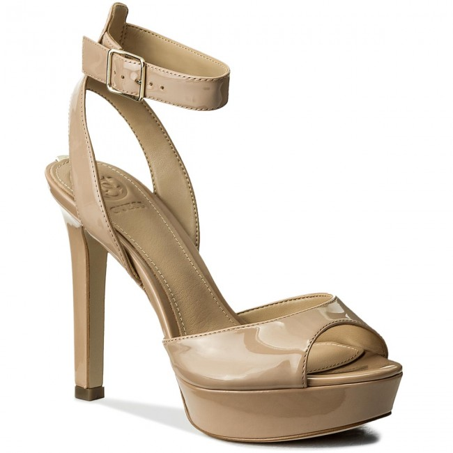 Sandalen GUESS                                                      Catory2 FLCT21 PAF03  NUDE a00147