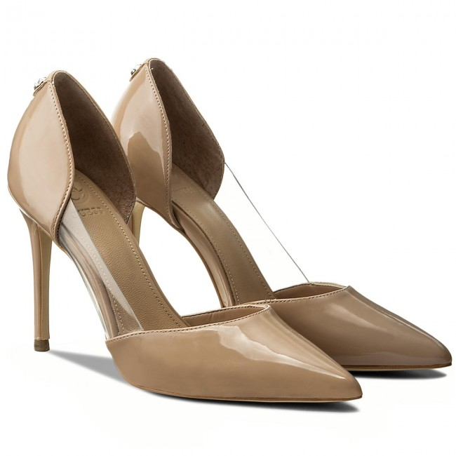 High  Heels GUESS    High                                                 Bliss FLBLS1 PAF08 NUDE 036b4f