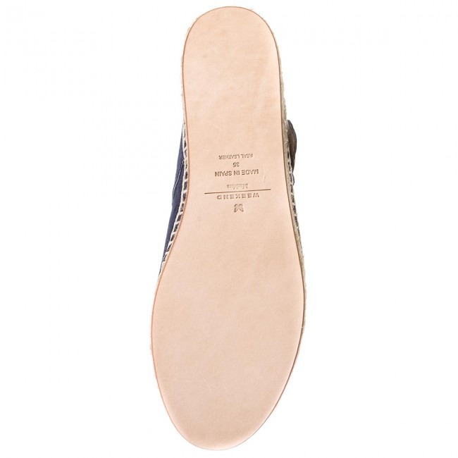 Espadrilles WEEKEND MAXMARA                                                      Pagine 55210584600  Navy 003 dbe4aa