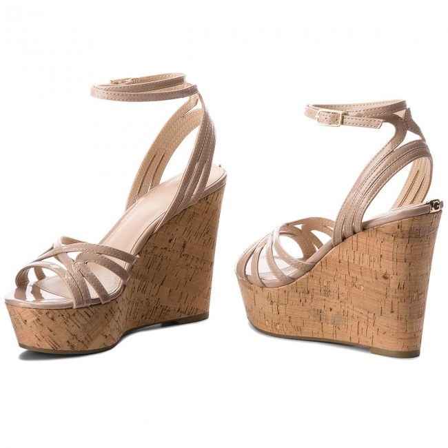 Sandalen GUESS                                                      Ginny FLGNY1 PAF03 NUDE 240bff