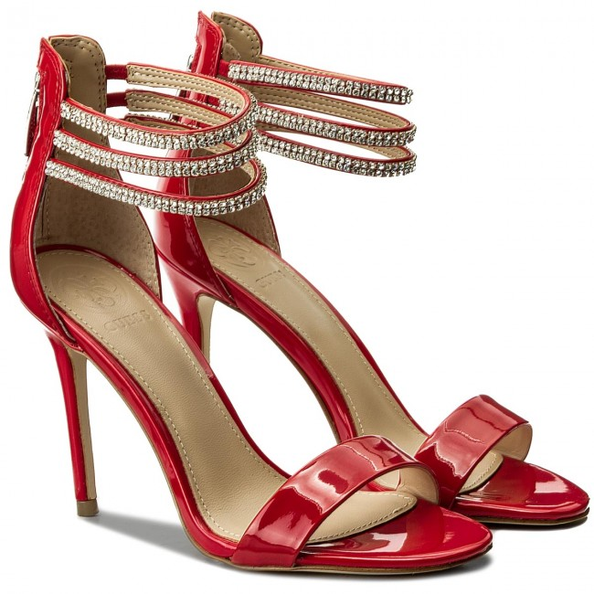 Sandalen GUESS       GUESS                                               Kathy FLKAT1 PAF03 ROT 4c29be