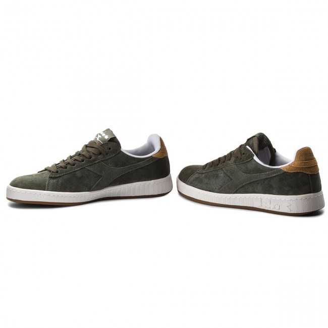 Sneakers Low DIADORA-Game Low Sneakers S 501.171832 01 C7381 Olivine/Sand 33a7df