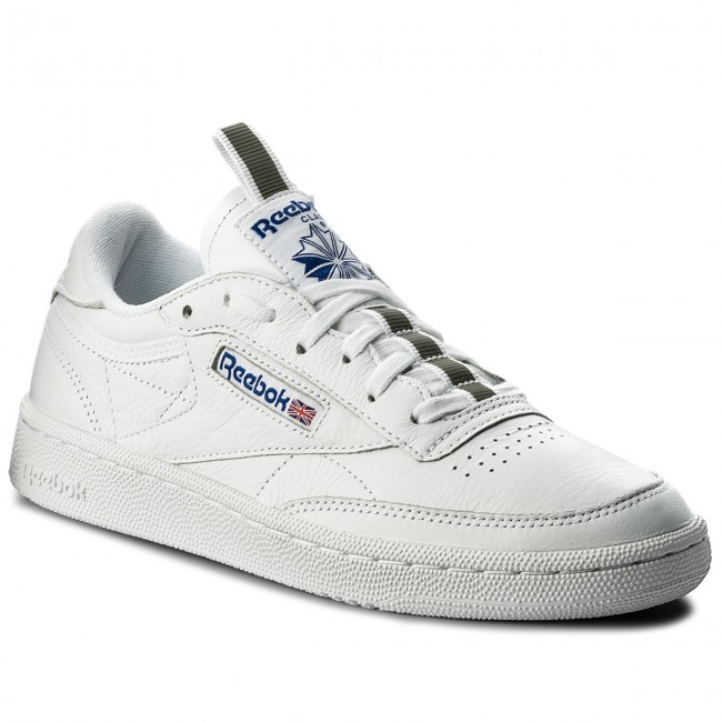 Schuhe Reebok-Club C 85 Rt CM9572 White