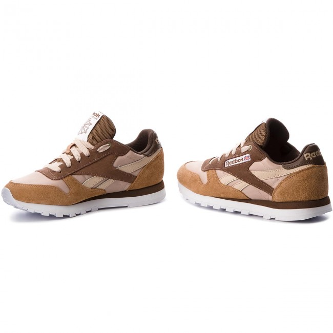 Schuhe Reebok - Cl Leather Mccs CM9610 Cappuccino/Toffee/Ht Chcl Y2tJtRE1ny