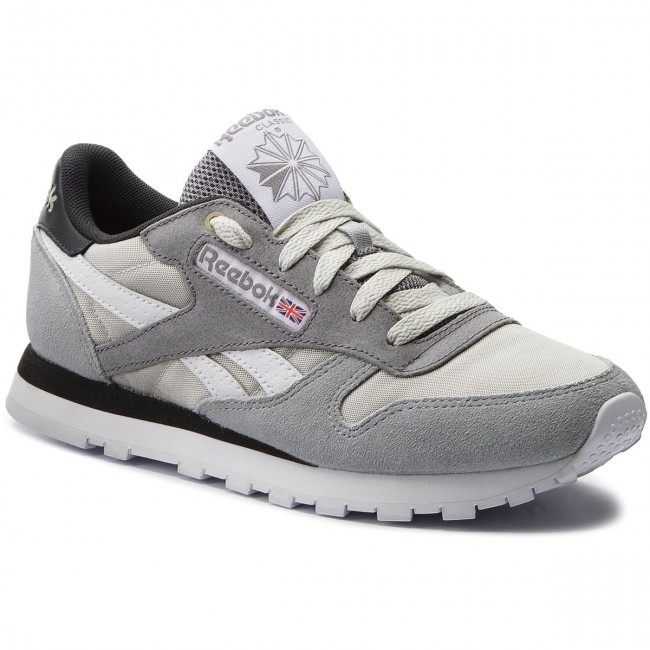 Schuhe Reebok                                                    Cl Leather Mccs CM9612 Marble/Iron/Gravel/Brown