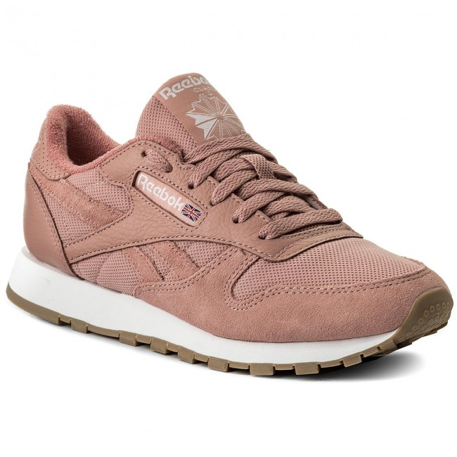 Schuhe Reebok                                                    Cl Leather Estl BS9723 Chalk Pink/White