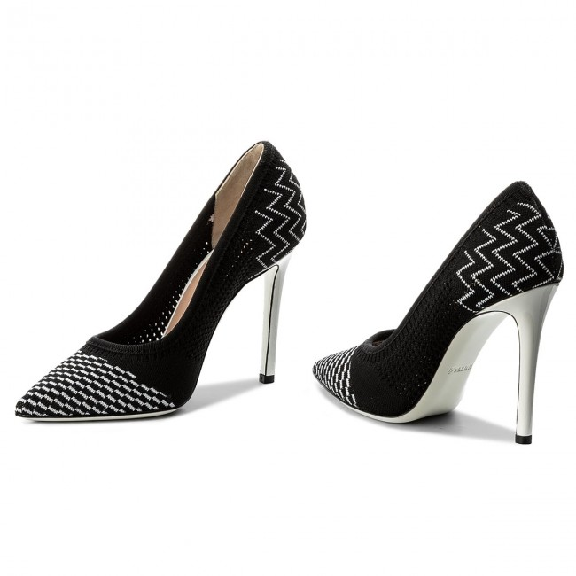 High Heels POLLINI                                                      SA1033AC15TS0000 Tom/Inter/Nero bd3ea1