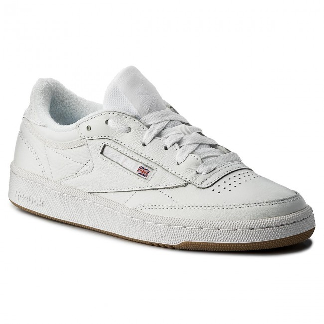 Schuhe Reebok-Club C 85 Estl CN0385 White/Washed Blue/Gum