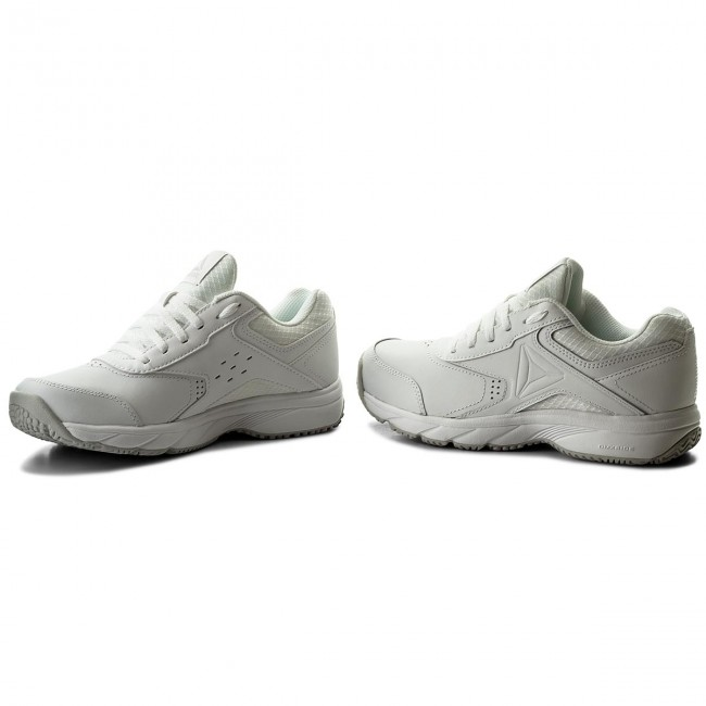 Schuhe Reebok                                                      Work N Cushion 3.0 BS9525 Weiß/Steel 9b0775