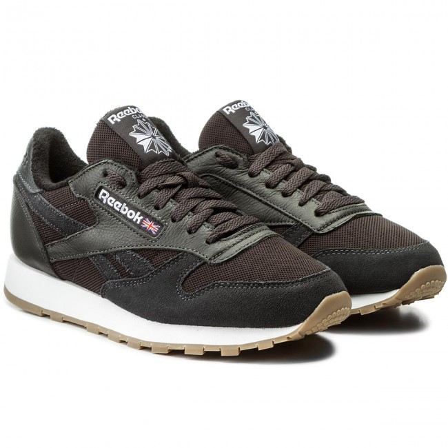 Schuhe Reebok  Estl Cl Leather Estl  BS9719 Coal/White 344b2c