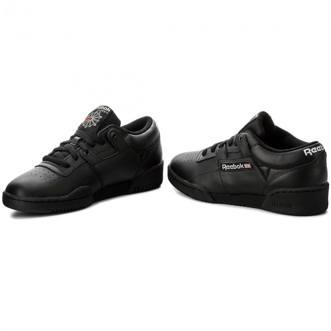 Schuhe Schuhe Schuhe Reebok-Workout Low CN0637 Int-Black/Light Grey Werbe Schuhe 1a1231