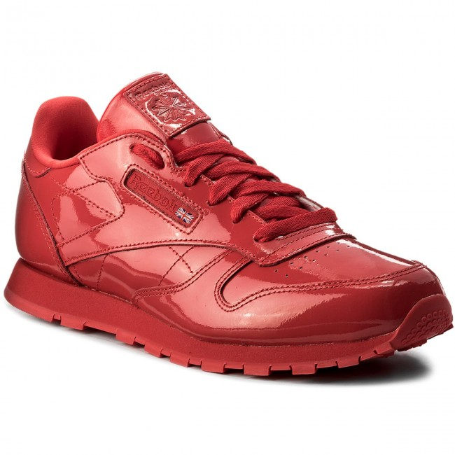 Schuhe Reebok                                                    Classic Leather Patent CN2062 Red