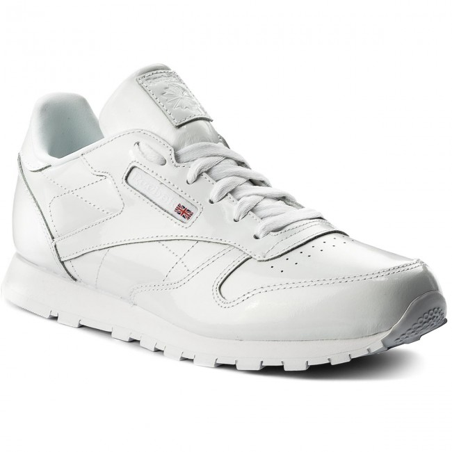 Schuhe Reebok                                                    Classic Leather Patent CN2063 White