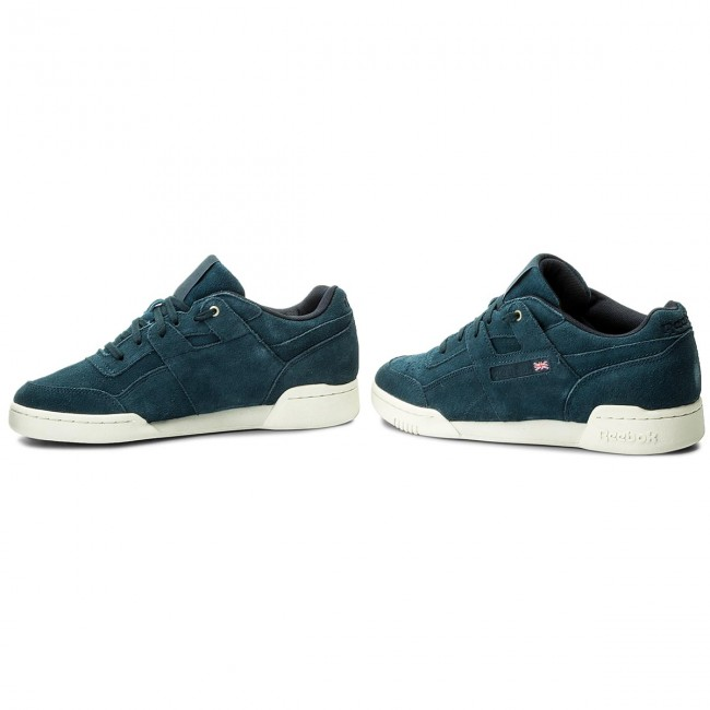 Schuhe Reebok-Workout Reebok-Workout Schuhe Plus Mcc CM9302 Navy/Chalk 5cffb7