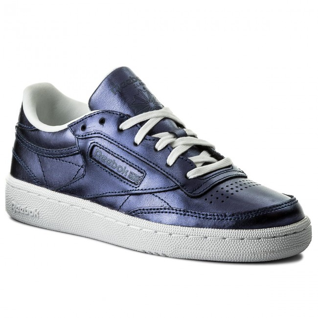 Schuhe Reebok                                                    Club C 85 S Shine CM8687 Royal Dark Blue/White