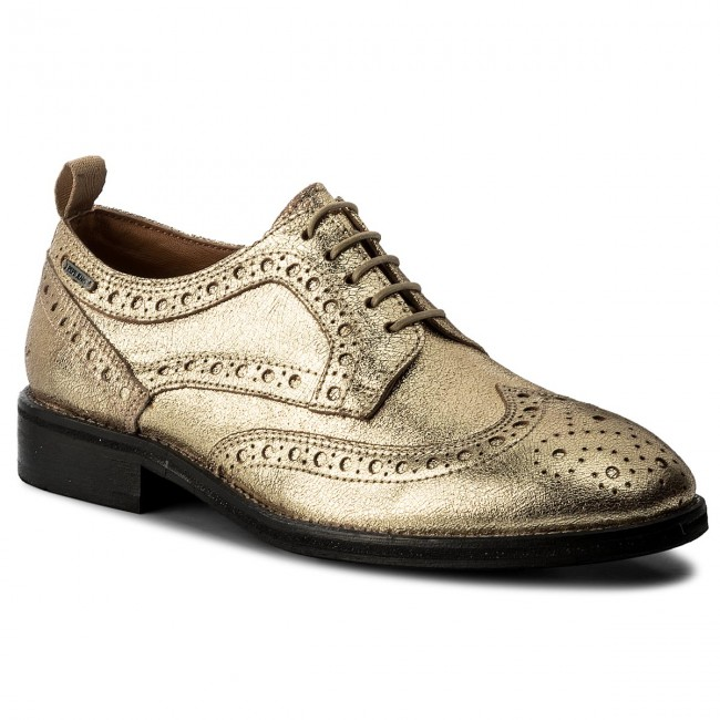 Oxfords PEPE JEANS                                                    Hackney Met PLS10332 Gold 099