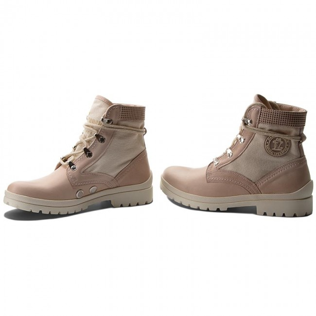 Trapperschuhe PANAMA JACK Route Boot Pretty B2 Napa Grass Salmon