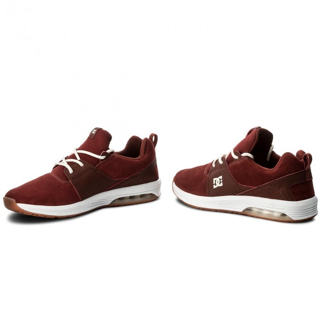 Sneakers DC-Heathrow Ia Ia DC-Heathrow ADYS200035 Burgundy f25596