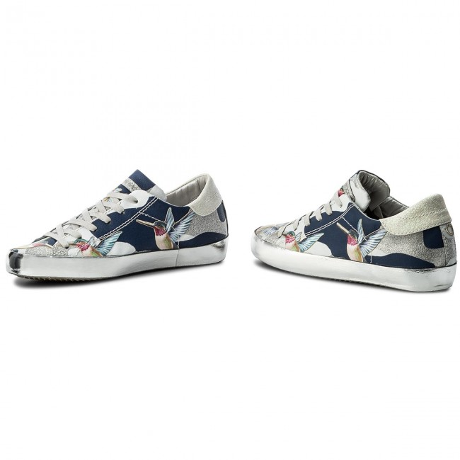 Turnschuhe PHILIPPE  MODEL     PHILIPPE                                                Paris Lamine CELD BG10 Tropical B.Bleu 7aad81