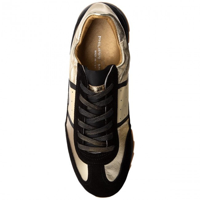 Sneakers PHILIPPE MODEL                                                      Toujours PSLD M002 Metal Or/Sable 2fabb6