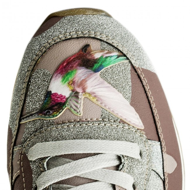 Sneakers PHILIPPE MODEL Etoile TBLD BG03 Tropical Mud Birds Mud Tropical Colibri 3d864f