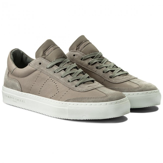 Sneakers PHILIPPE Gris MODEL-Belleville BVLU WX04 West Gris PHILIPPE a983f1