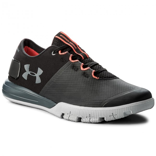 Schuhe UNDER ARMOUR-Ua Charged Ultimate Tr 2.0 1285648-005 Blk/Ocg/Sty