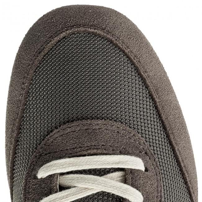 Sneakers TOMMY HILFIGER-Corporate Material Mix Runner FM0FM01314 Steel Grey 039