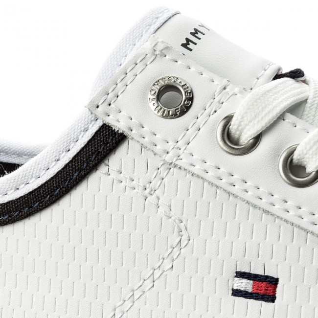 Sneakers TOMMY TOMMY TOMMY HILFIGER-Harrington 5 FM0FM01497 White 100 8ff357