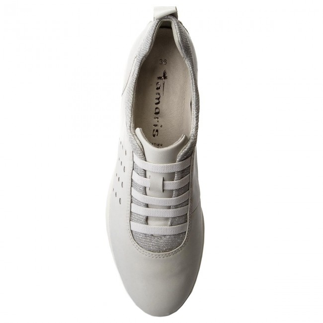 Sneakers TAMARIS                                                    1-24629-20 White Leather 117