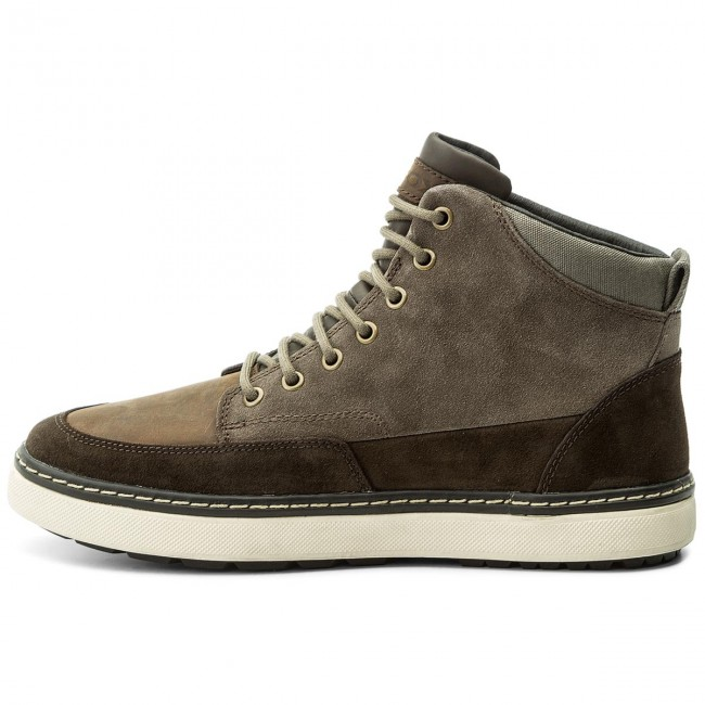 Stiefel GEOX- U Mattias B Abx B U74T1B C6132 02322 C6132 U74T1B Chestnut/Taupe 3dcbea