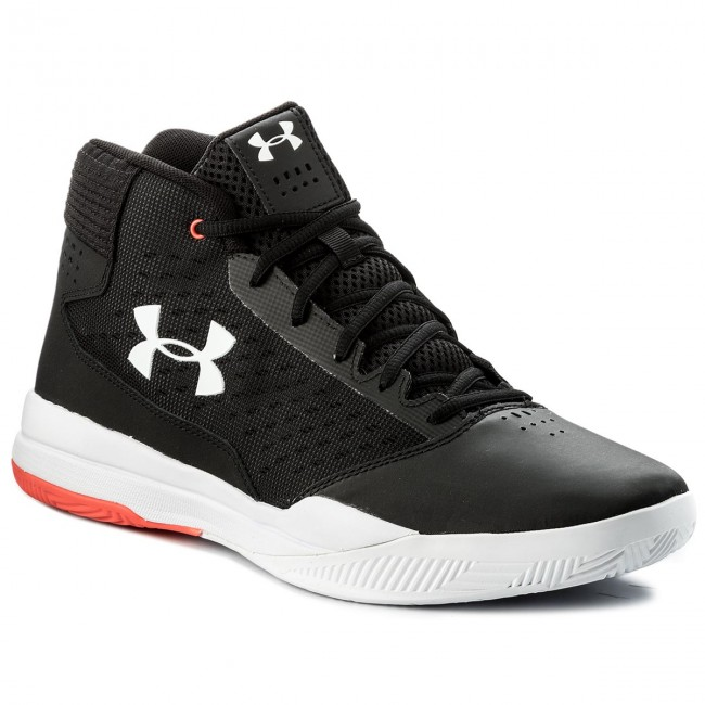 Schuhe UNDER ARMOUR-Ua Jet 2017 1300016-002 Blk/Blk/Wht