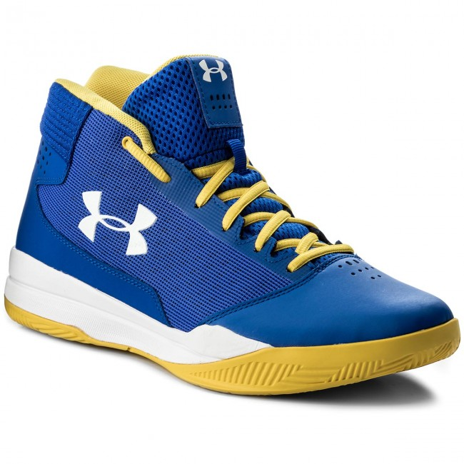 Schuhe UNDER ARMOUR-Ua Jet 2017 1300016-400 Try/Try/Wht