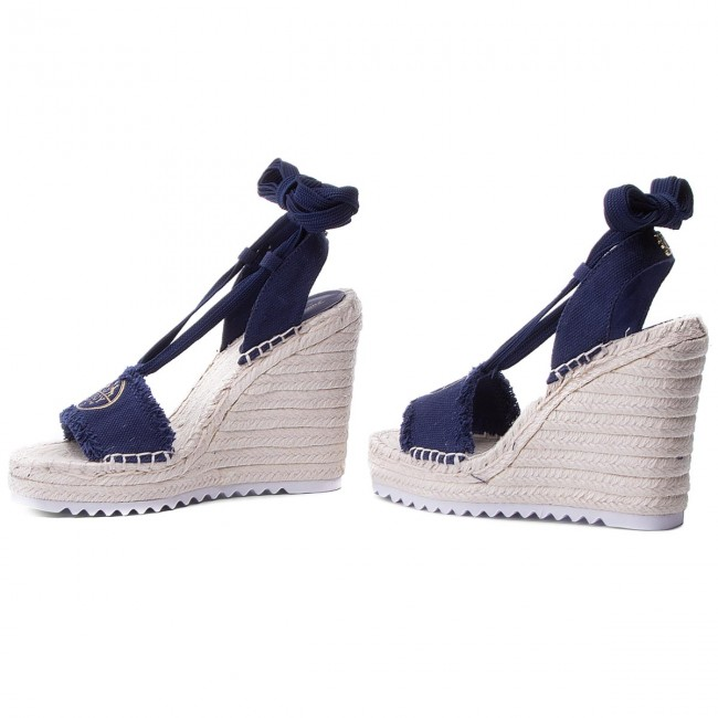 Espadrilles Dada JUICY COUTURE BLACK LABEL Dada Espadrilles Heavy Canvas JB156 Regal 0b40d8