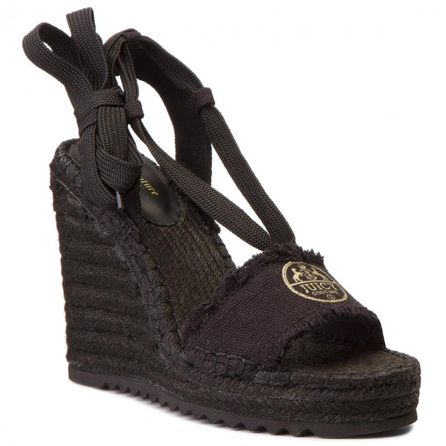 Espadrilles JUICY COUTURE BLACK LABEL Dada JB156 Black