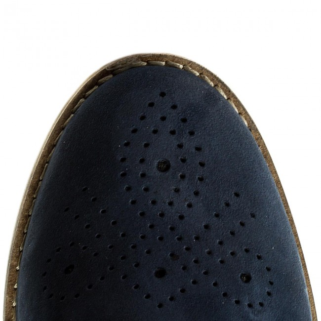Oxfords CLARKS                                                      Netley Rose 261309374 Navy Combi d00da6
