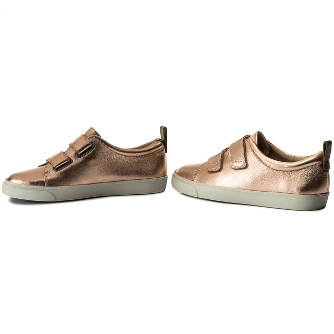 Sneakers CLARKS                                                    Glove Daisy 261309834 Rose Gold