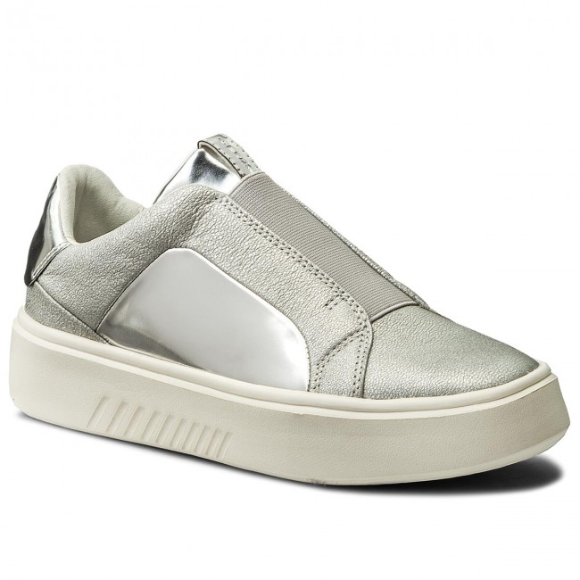 Sneakers GEOX                                                      D Nhenbus B D828DB 0KYBN C1007 Silver a205ee
