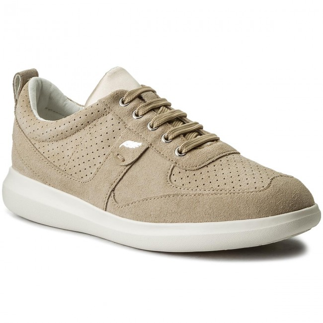 Sneakers GEOX                                                      D Gomesia C D828GC 00022 C6738 Lt Taupe a0eecc