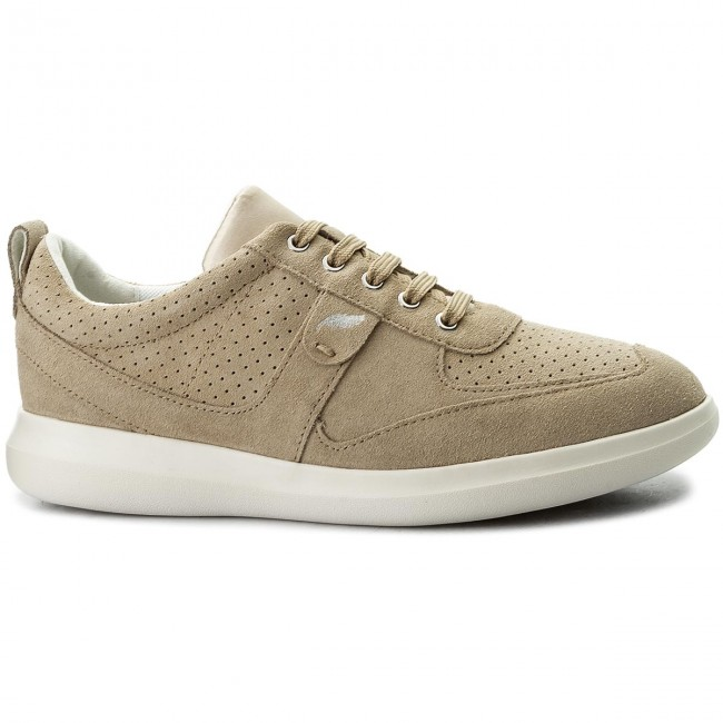Sneakers GEOX                                                      D Gomesia C D828GC 00022 C6738 Lt Taupe 48fe01
