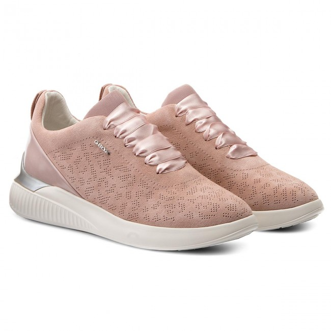 Sneakers GEOX                                                      D Theragon C D828SC 022BC C8056 Antique Rose 2a36d7