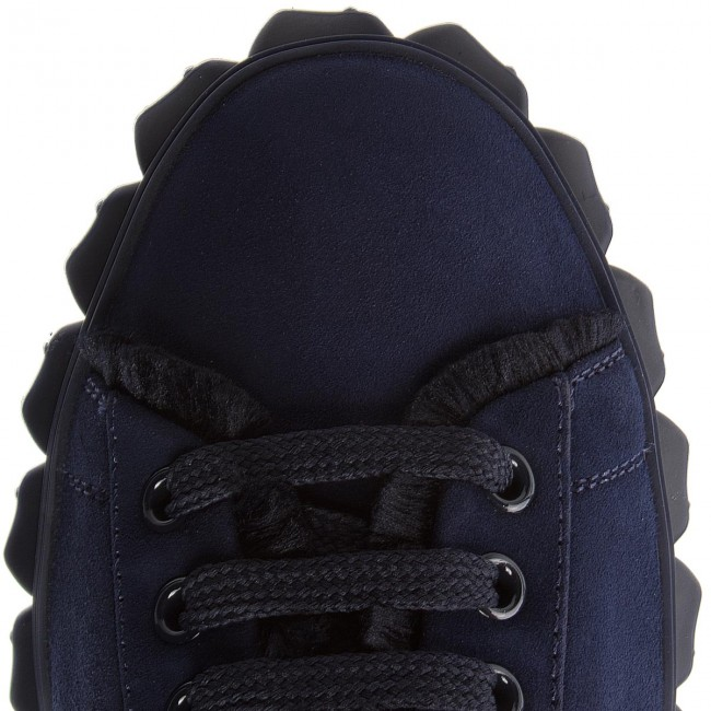 Sneakers STUART WEITZMAN                                                      Fringiecoverstory XL17415 French Navy/Sea Suede 935427